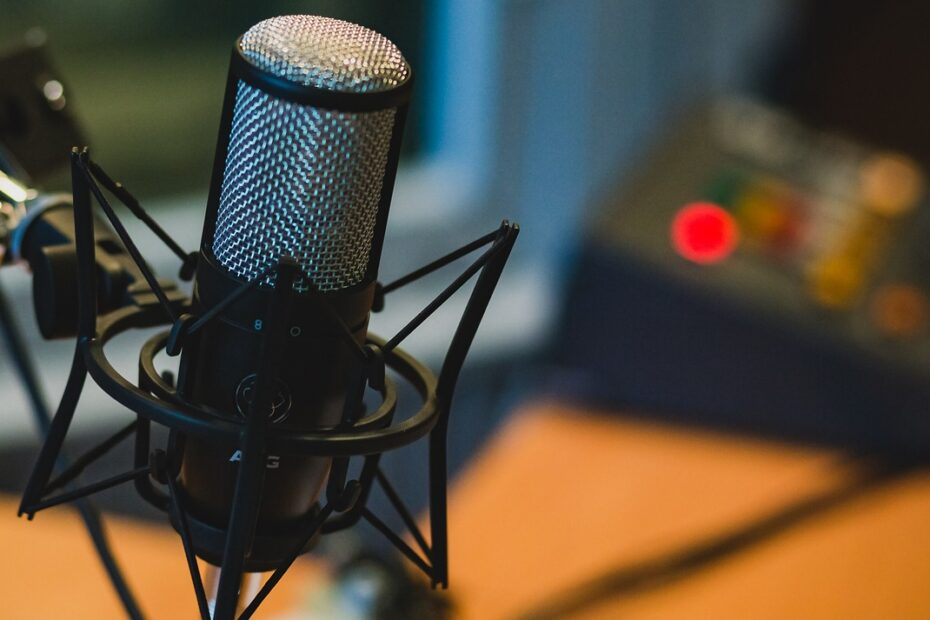 Podcast investering